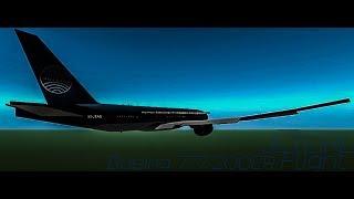 ROBLOX - Vol JetEire Boeing 777-200ER