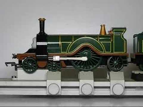 Model Railway Train Track Plans -Terrific Bachmann Emily (HO) test run