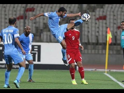 Riffa vs Al Jaish: AFC Cup 2015 (Group Stage)