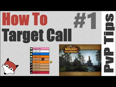 RBG Commentary - How To Target Call #1 - Legion 7.1.0