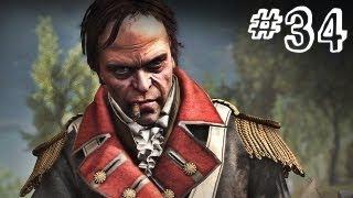 Assassin's Creed 3 Gameplay Walkthrough Part 34 - Battle of Bunker Hill - Sequence 7