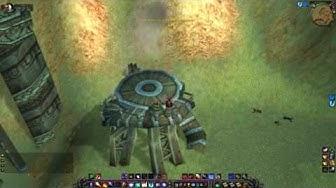 Revenge of Gann 2/2 WoW Classic Quest (Bael Modan Flying Machine destoryed)
