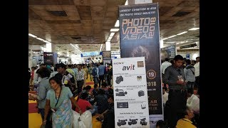 Asia's largest Exhibition on Photo and Video Industry Kicks off in Delhi | Photo Video Asia 2018