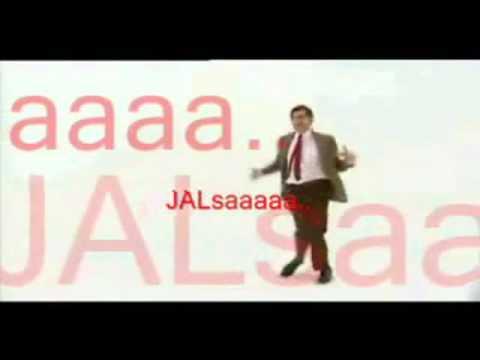 Mr.BEAN dancing for Podusthunna Poddumeeda...