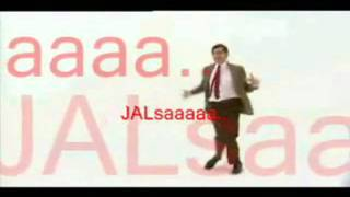 Mr.BEAN dancing for Podusthunna Poddumeeda...