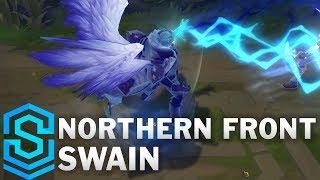 Northern Front (2018) Swain Skin Spotlight - League of Legends
