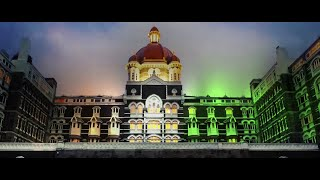 Celebrating 72 Years of Independence   #TajWithIndia