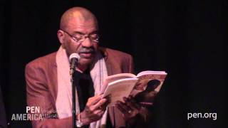 2015 PEN World Voices Festival: New-Generation African Poets with Kwame Dawes and Ladan Osman