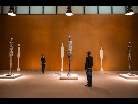 Alberto Giacometti im Leopold Museum