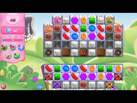 Candy Crush Saga Level 3253 NO BOOSTERS