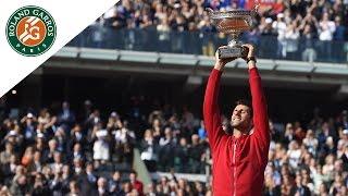 Novak Djokovic v Andy Murray - The Men's Singles Final 2016 - The Film I Roland-Garros