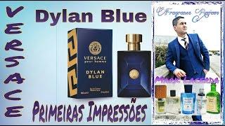 Video Unboxing e Primeiras Impressoes do perfume Versace Dylan Blue (2016) download MP3, 3GP, MP4, WEBM, AVI, FLV November 2017