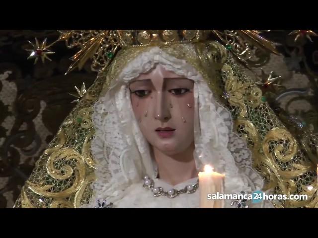 Semana Santa Salamanca 2017 | Procesión Dominicana