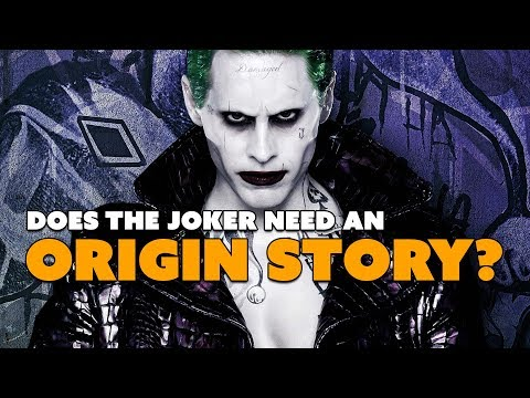 The Joker Gets an ORIGIN STORY Movie! WHY? - The Know Movie News