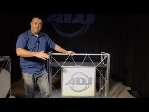 Facebook Live: ADJ Pro Event Table II