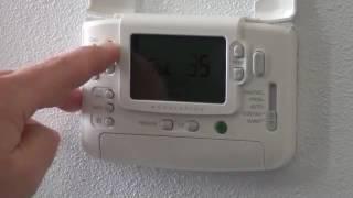 Weersafhankelijke regeling van de Chronotherm Modulation | Honeywell Home