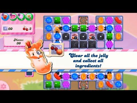 Candy Crush Saga Level 2875 NO BOOSTERS