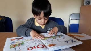 Обучение грамоте детей 5 лет