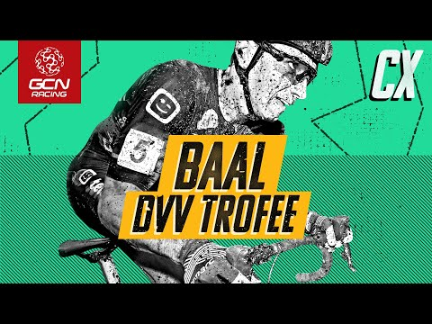 Baal GP Sven Nys DVV Trofee 2019 HIGHLIGHTS Elite Men's & Women's Races | CX On GCN Racing