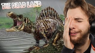 Reacting to my FIRST EVER Youtube Series! - The Dead Land