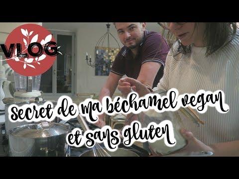 ❥-412-[vlog-famille-]-bÉchamel-vegan-et-sans-gluten-|-!!!-♥