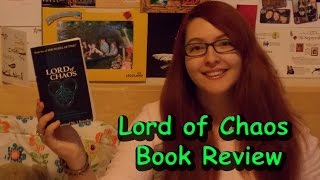 Lord of Chaos by Robert Jordan (book review) Book 6 of WoT #booktubesff