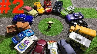 Disney Cars 3 Race : Qualifying tournament 02