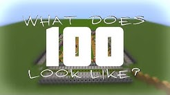 So what does 100 look like? 100 SUB SPECIAL :D