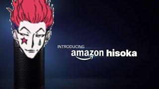 Introducing Amazon Hisoka Resimi