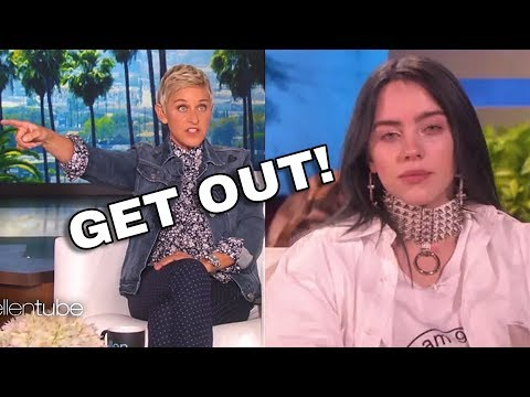 10 Celebs Who Insulted Ellen DeGeneres ON Ellen from YouTube · Duration:  10 minutes 58 seconds