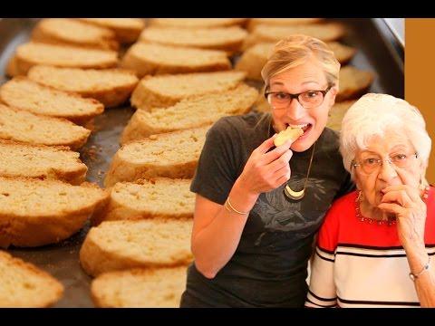 How To Make Biscotti: Katie's Italian Grandma Shares Recipe