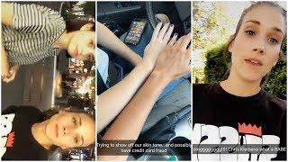 Shannon Beveridge SnapChat Story 14