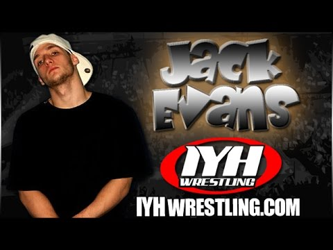 Jack Evans wrestling shoot interview In Your Head podcast