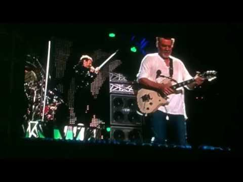 Van Halen - Panama - 08.07.15 - Molson Canadian Amphitheatre, Toronto, ON