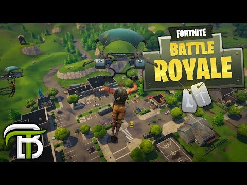 NEWEST UPDATE IS HERE (Fortnite Battle Royale)