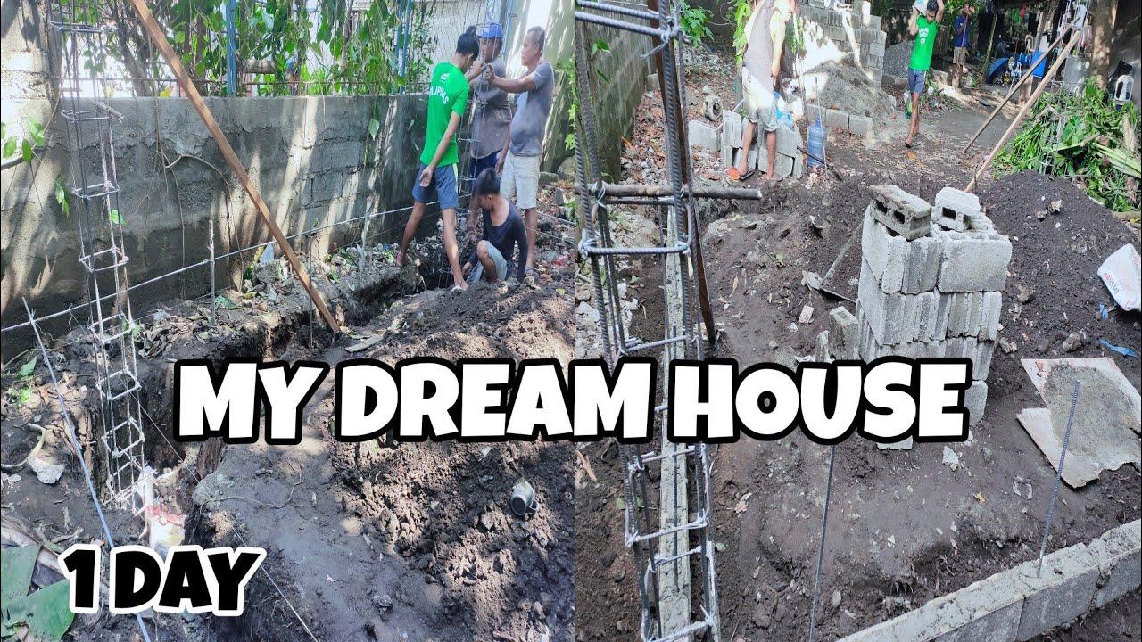 Download OFW DREAM HOUSE/magkano ang unang nagastos ko?
