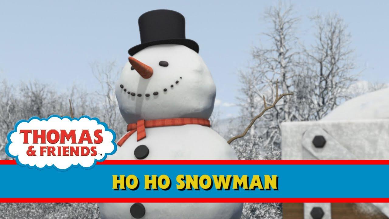 ho ho snowman uk hd series 16 youtube. Black Bedroom Furniture Sets. Home Design Ideas