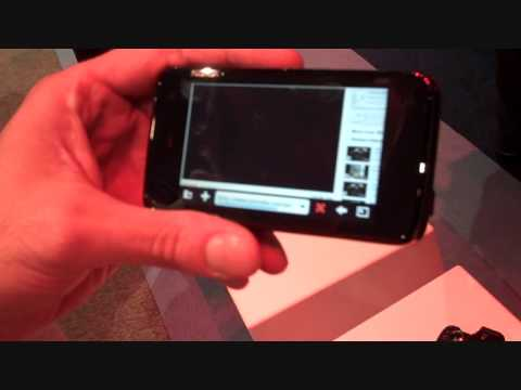 Nokia N900 hands-on