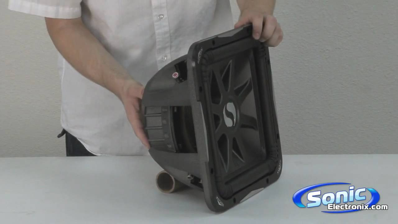 kicker solo baric l7 subwoofer review kicker solo baric l7 subwoofer review