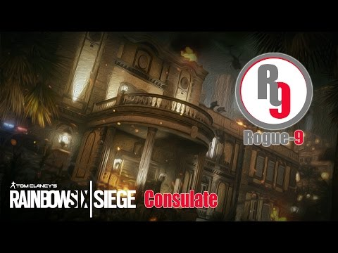 Rainbow Six | Siege: Consulate Map Guide