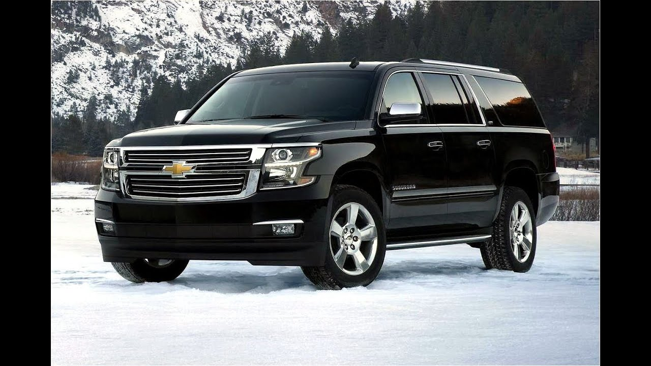 2017 CHEVY SUBURBAN RELEASE DATE AND PRICE - YouTube