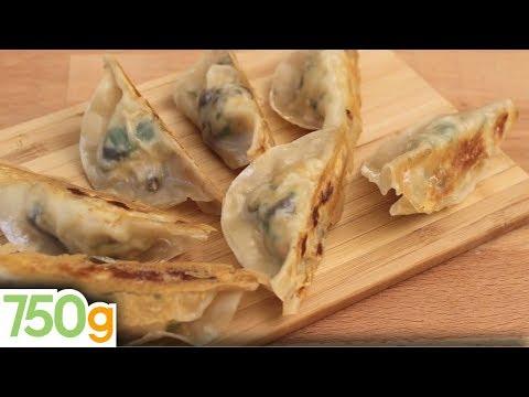 recette-de-raviolis-chinois-grillés-à-la-poêle---750g