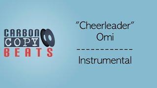 Cheerleader (Felix Jaehn Edit) - Instrumental / Karaoke (In The Style Of OMI)