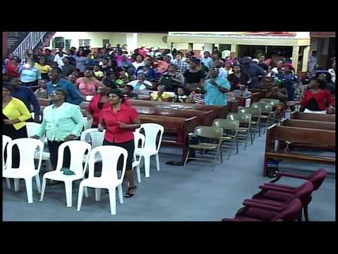 We Praise You Oh Lord - JGMW Choir featuring Percy Gray