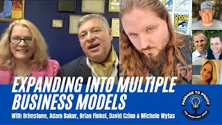 Expanding Into Multiple Business Models With Pro Wrestler, Brimstone, 08-29-2021