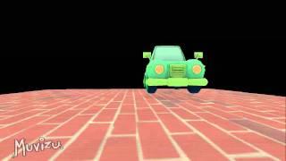 Car_3Dobject_ani100