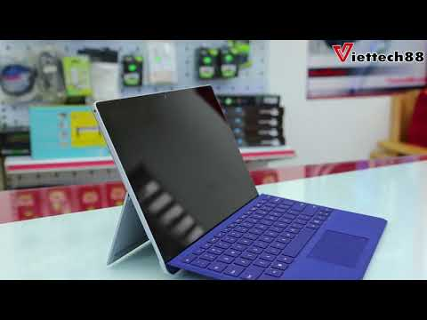 So sánh Surface Pro 4 với MacBook Air