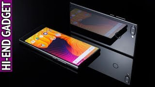 Vernee Mix 2 - безрамочный смартфон с 6-ти дюймовым экраном. Китайский флагман за недорого.