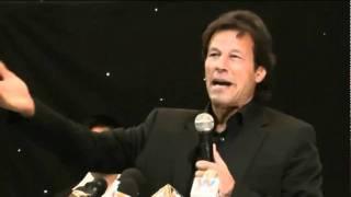 Pakiatan has talent - Imran Khan on cricket (funny)