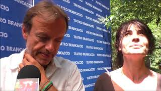 Video Videointervista a Gianluca Guidi e Francesca Nunzi in Aggiungi un posto a tavola download MP3, 3GP, MP4, WEBM, AVI, FLV Oktober 2018